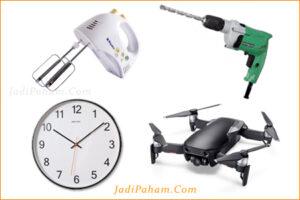 Mixer - bor - jam analog - drone