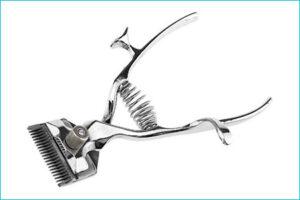 Gunting cukur rambut manual