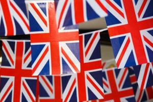 Bendera Inggris gambar-2